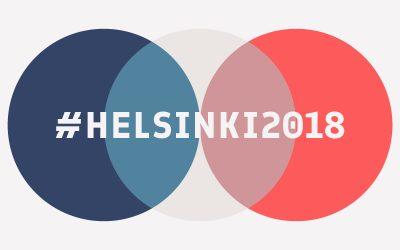 #Helsinki2018 – kokonaisvaltainen tapahtumakokemus